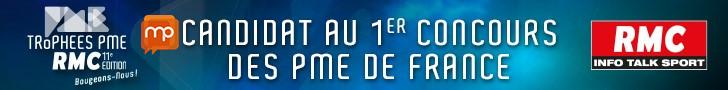 MeetPRO candidat au 1er concours des PME de France