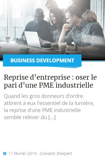business development pme
