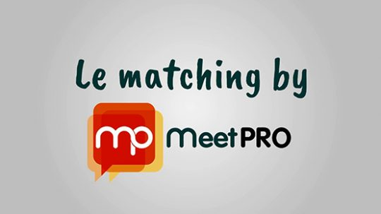 Video Le matching by MeetPRO