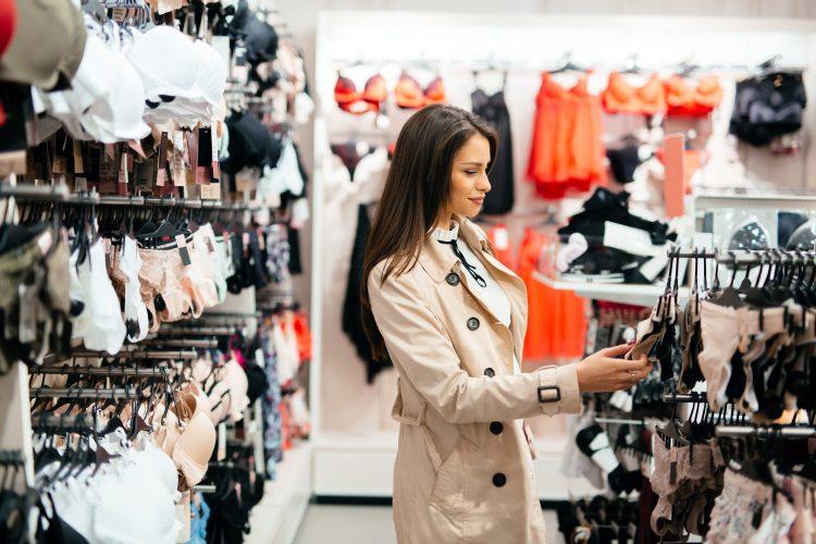 boutique de lingerie