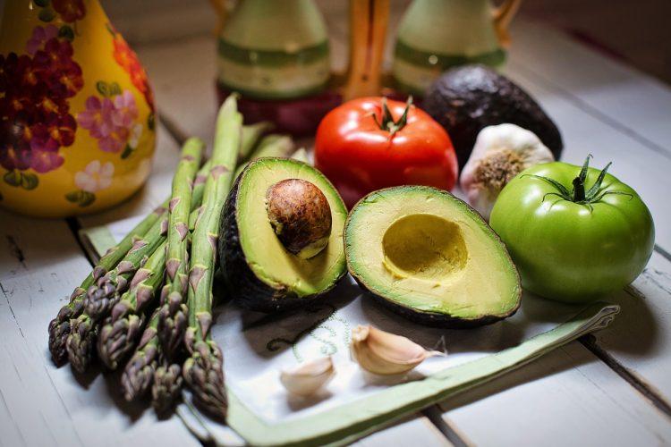 ingrédients pour recette vegan